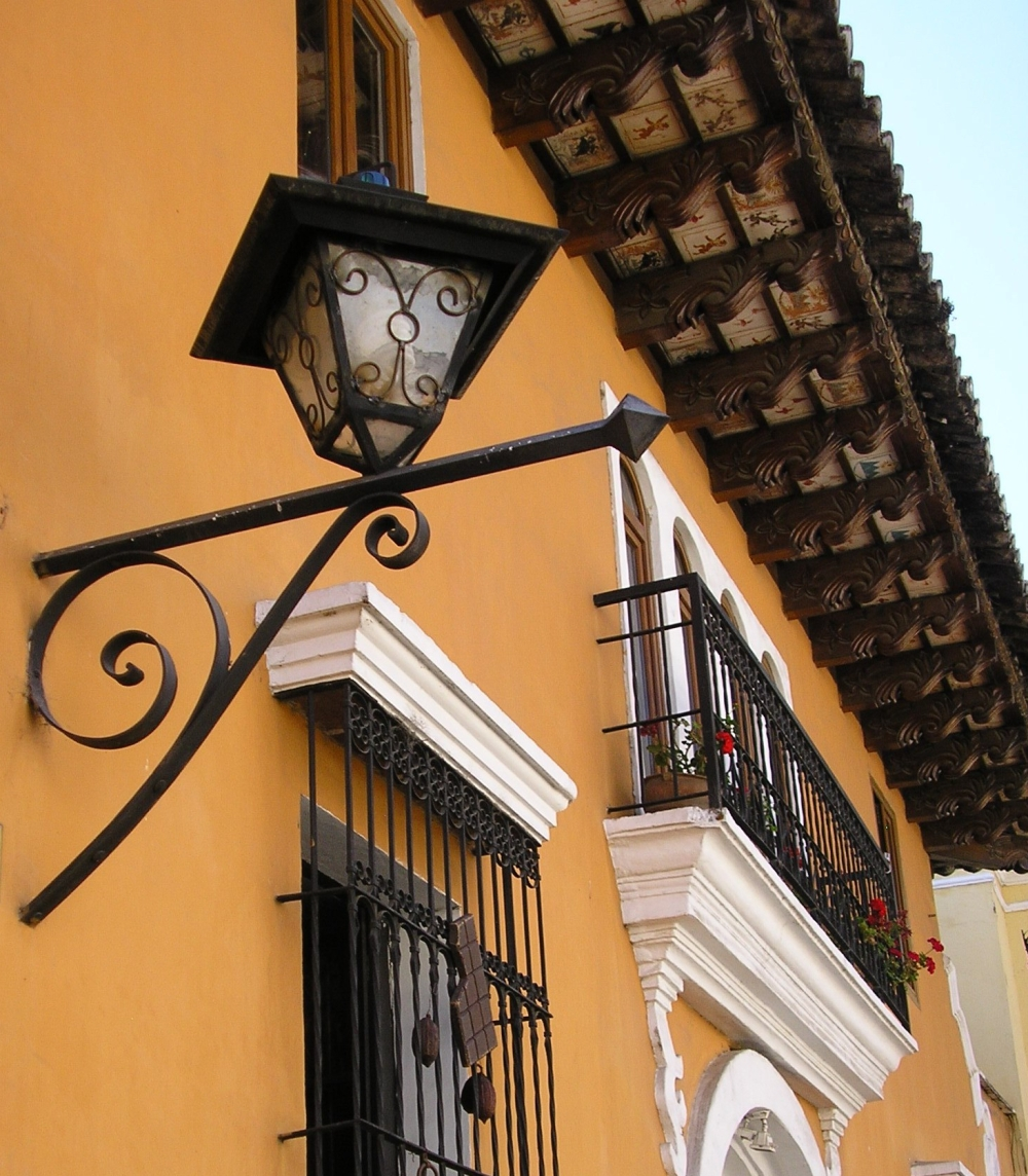 Antigua's Colonial Architecture